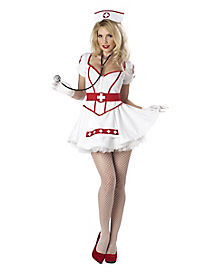 Adult Heartbreaker Nurse Costume