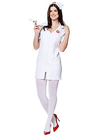 Hot Flash Nurse Adult Womens Costume