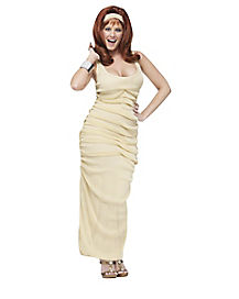 Gilligan's Island Ginger Adult Womens Costume