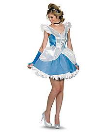 Adult Sassy Cinderella Costume - Disney