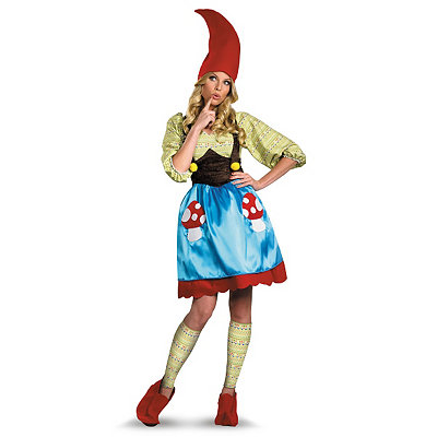 Mrs. Gnome Adult Womens Plus Size Costume