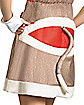 Ms Sock Monkey Adult Womens Costume