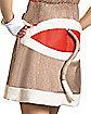 Ms Sock Monkey Adult Womens Costume