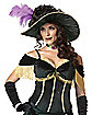Saloon Madame Adult Womens Costume