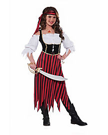 Teen Pirate Maiden Costume