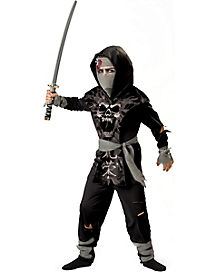 Dark Ninja Child Costume