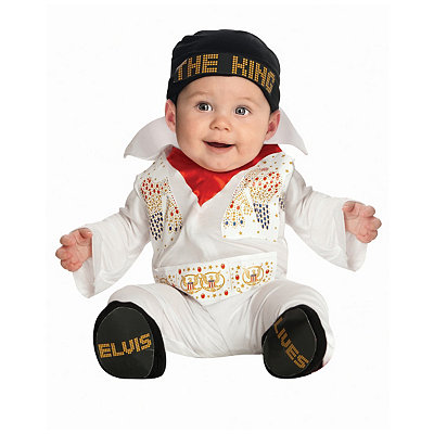 Elvis Bodysuit Infant Costume