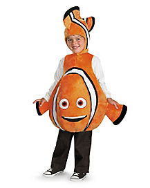 Toddler Nemo Costume-Finding Nemo