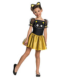 Hello Kitty Chococat Dress Child Costume