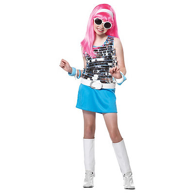 Go Go Girl Child Costume