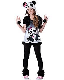 Pandamonium Child Costume