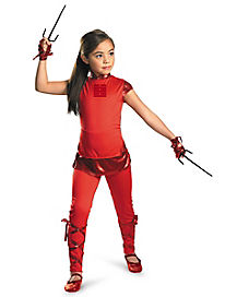 Kids Jinx Costume - G.I. Joe