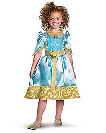 Kids Merida Costume - Brave