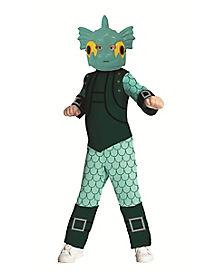 Kids Gill Grunt Costume - Skylanders