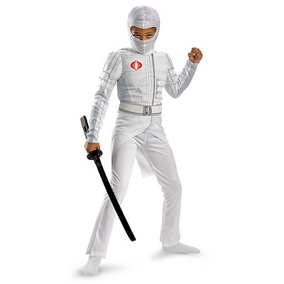 G.I. Joe Rise of COBRA Storm Shadow Light-Up Muscle Child Costume