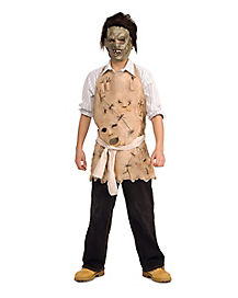 Kids Leatherface Apron Costume - Texas Chainsaw Massacre