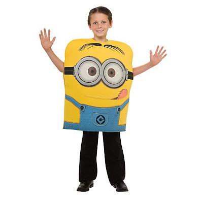 Despicable Me Minion Dave Pullover Child Size Costume