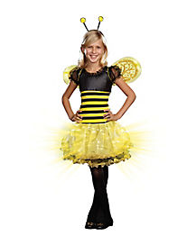 Kids Light Up Busy Lil' Bee Costume