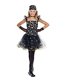 Kids Cute as Gold Light Up Costume