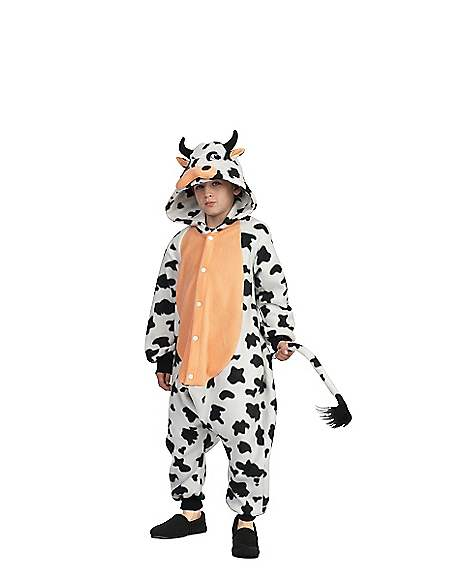 superb anime cow outfit