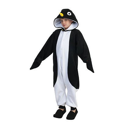 Anime Penguin Child Costume