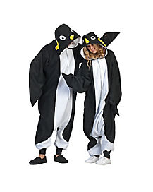 Adult Onesie Anime Penguin Costume