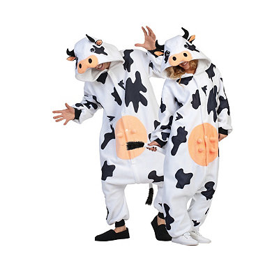 Anime Cow Adults Costume