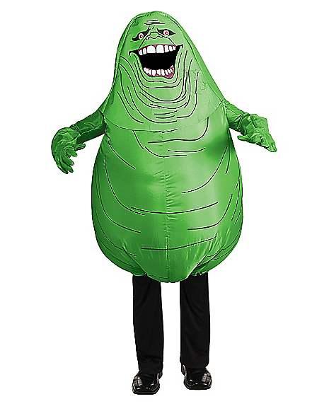Amazon.com: slimer costume kids
