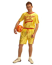 Adult Average Joe Costume - Dodgeball