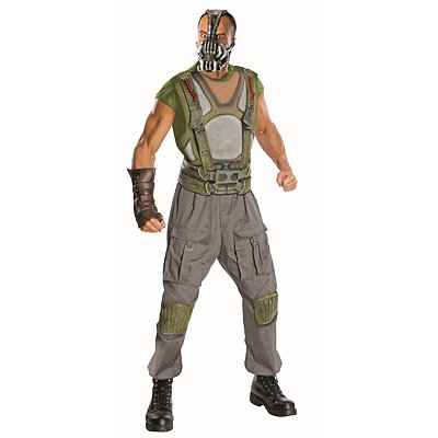 Batman Dark Knight Rises Bane Deluxe Adult Mens Costume