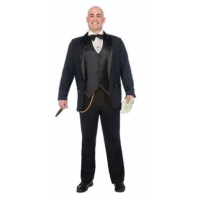 Annie Daddy Warbucks Adult Mens Costume $49.99 AT vintagedancer.com