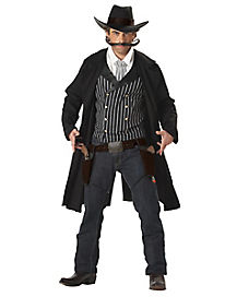 Adult Gunfighter Costume