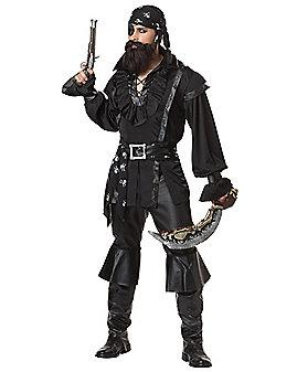 Adult Plundering Pirate Costume
