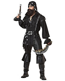 Plundering Pirate Adult Mens Costume