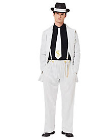 Adult Riot Zoot Suit Costume