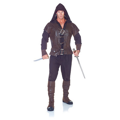 Assassin Medieval Adult Mens Costume