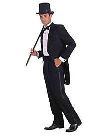Vintage Hollywood Tuxedo Adult Mens Costume