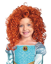 Kids Merida Wig - Brave