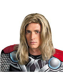 The Avengers Thor Adult Wig