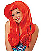 Mermaid Child's Red Wig