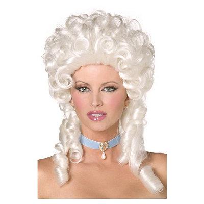 Baroque Marie Wig