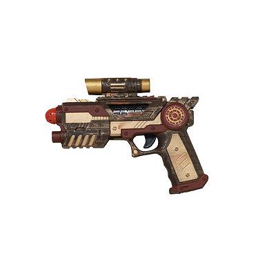 Steampunk Clothing- Men's Steampunk Space Gun $9.99 AT vintagedancer.com
