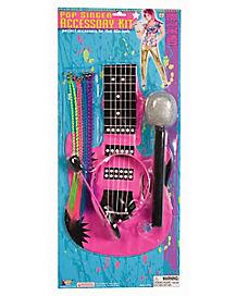 80s Pop Singer Costume Kit