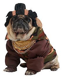 Pity the Bull Dog Costume