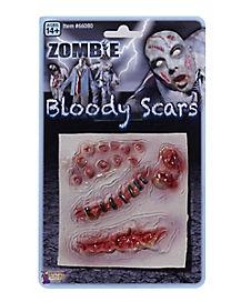 Bloody Scars Zombie Appliance Kit