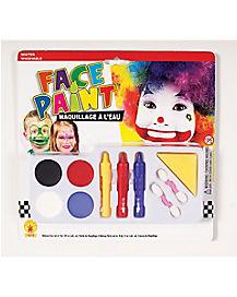 Kids Face Paint Makeup Kit
