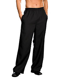 Black Pants Adult Mens