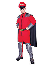 Street Fighter M. Bison Adult Mens Costume