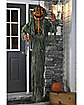 78-inch Hanging Posable Pumpkin Skeleton