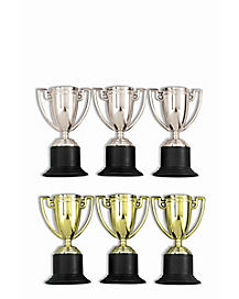 Halloween Award Trophies